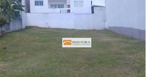Terreno Residencial À Venda, Alto Da Boa Vista, Sorocaba. - Te0124