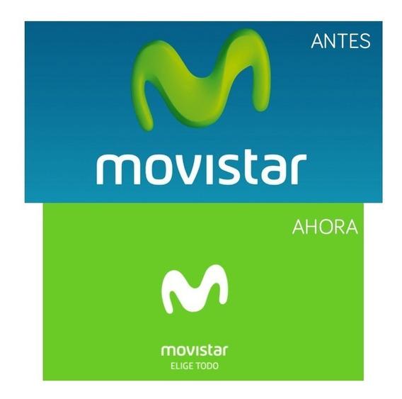Tarjeta Movistar Control Geo $50 ( Telefonica ) Stock 24 Hs.