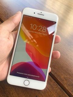 iPhone 8 Plus Rose! 64gb Ótimo Estado