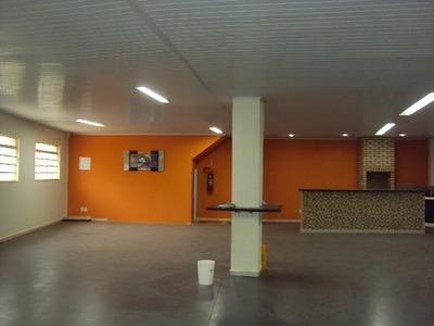 Salão Comercial À Venda, Jardim Galetto, Itatiba. - Sl0003