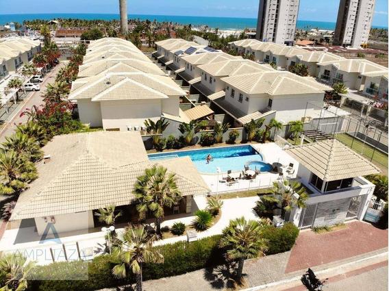 Casa Com 3 Dormitórios À Venda, 117 M² Por R$ 763.000 - Praia Do Futuro I - Fortaleza/ce - Ca0150