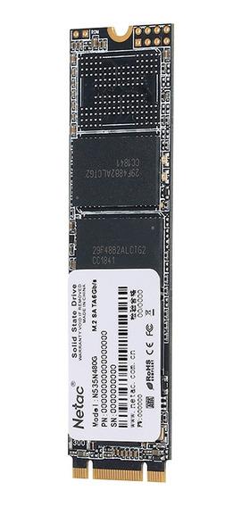 Hd Ssd Sata3 480gb 560mb/s Netac N535n
