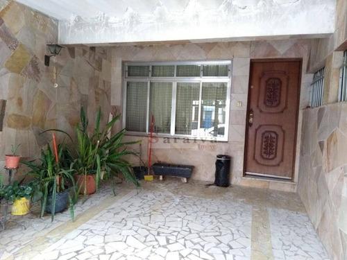 Sobrado Com 2 Dormitórios À Venda, 144 M² Por R$ 450.000,00 - Jardim Hollywood - São Bernardo Do Campo/sp - So0197