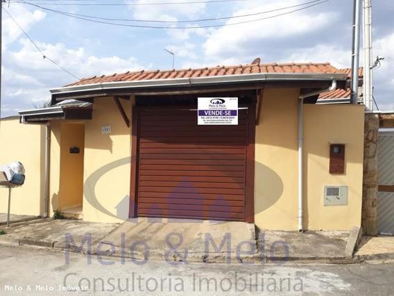 Casa Para Venda Em Bragança Paulista, Residencial Das Ilhas - 1120_2-772988