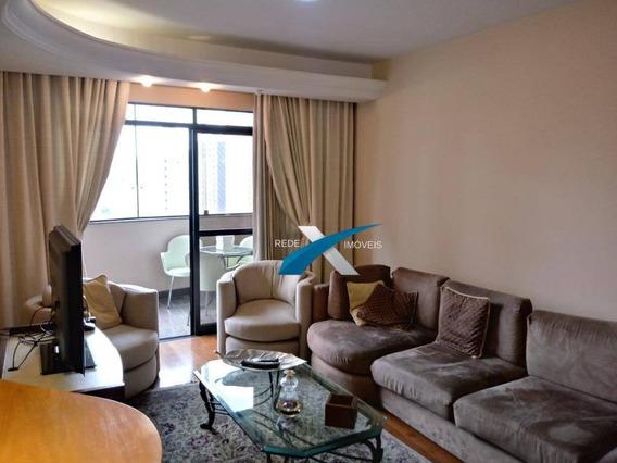 Apartamento Com 4 Dormitórios À Venda E Para Alugar, 142 M² No Bairro Lourdes - Belo Horizonte/mg - Ap4619