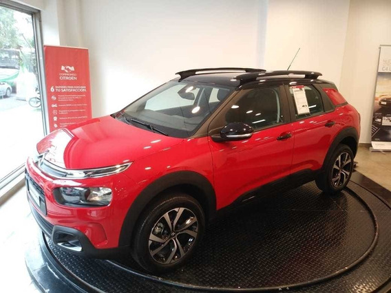 Citroen C4 Cactus Shine Thp At6 0km - Entrega Inmediata