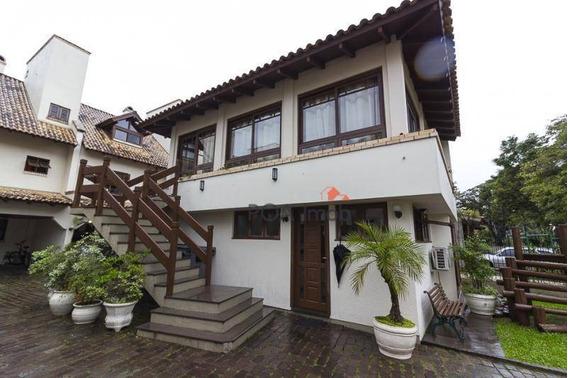 Casa Residencial À Venda, Vila Assunção, Porto Alegre. - Ca0287