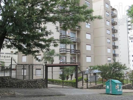Apartamento Para Venda Em Caxias Do Sul, São Leopoldo, 2 Dormitórios, 1 Banheiro, 1 Vaga - Jva2616