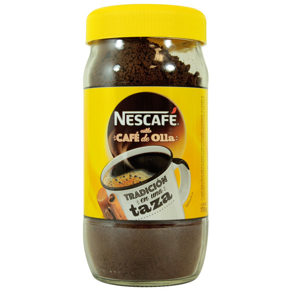 Café De Olla Nescafé 170 Gr