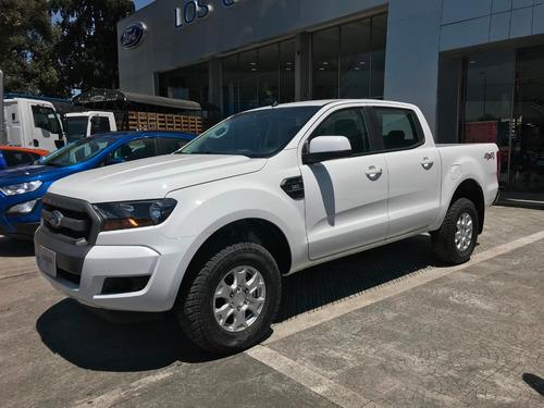 Ford Ranger Xls Diesel___blanco