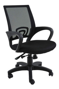 Cadeira Escritório Giratória Office Santiago Rivatti Fb