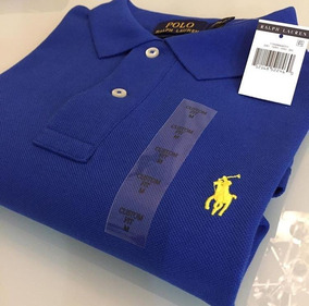 Camisa Polo Ralph Lauren Azul - Loja Interbrands Original