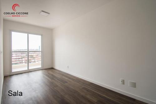 Imagem 1 de 15 de Apartamento Novo Para Venda - V-4269