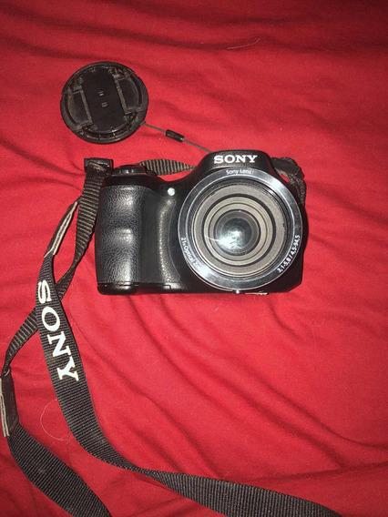 Câmera Sony Cybershot Usada Dsc-h100
