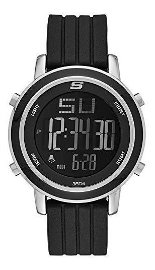 Reloj Skechers Negro Pantalla Digital Mujer Sr6012