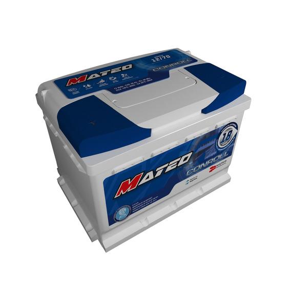 Bateria Mateo 12x70 Nafta Mercedes Benz Slk 230 / 230k
