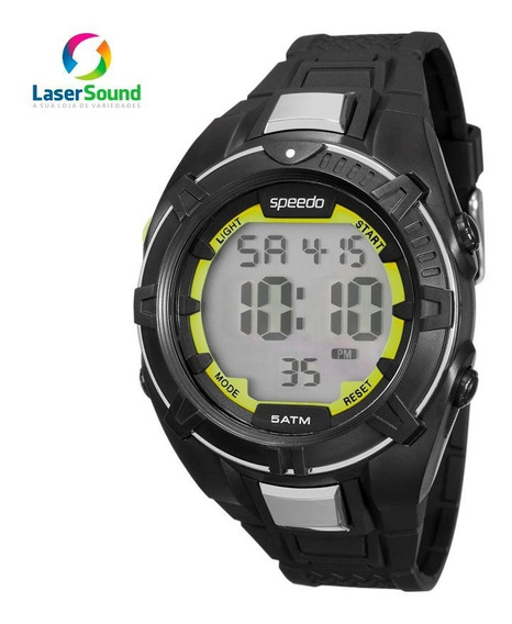Relógio Speedo Masculino 81131g0evnp3 C/ Garantia E Nf