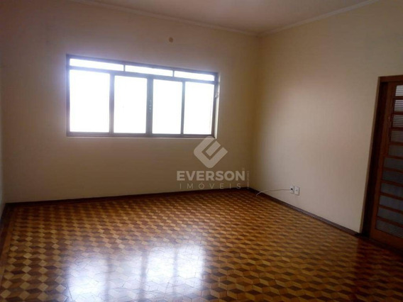 Casa Com 3 Dormitórios Para Alugar, 181 M² Por R$ 1.799,00/mês - Centro - Rio Claro/sp - Ca1103