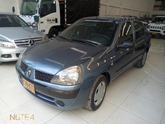 Renault Symbol Alize 1.4 Mecanico