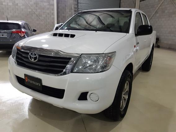 Toyota Hilux 2.5 Cd Dx Pack 4x4 4ptas Diesel Pointcars