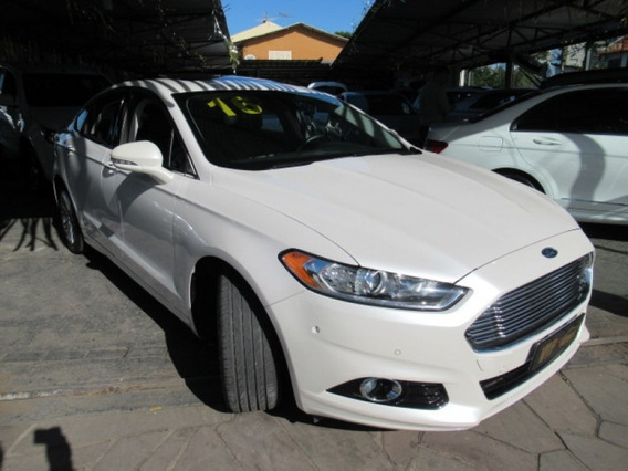 Ford Fusion Titanium 2.0 Awd