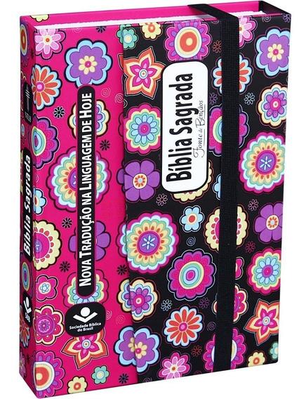 Bíblia Sagrada Feminina Stick Notes Tamanho 16,5 Cm