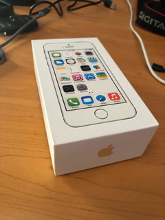 iPhone 5s Plata Liberado De 16 Gb Con Detalle