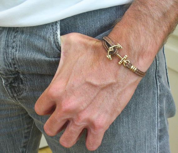 Pulseira Mariner Dourada