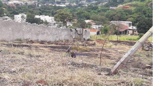 Imagem 1 de 4 de Terreno À Venda, 836 M² Por R$ 150.000,00 - Chácaras Pousada Do Vale - São José Dos Campos/sp - Te0069