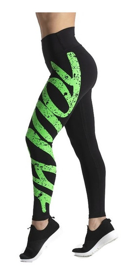 Calzas Deportivas Mujer Touche Sport Lycra Mujer Gym Ls 421