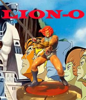 Lion-o Thundercats Impresión 3d
