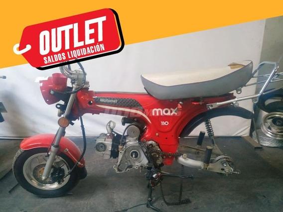 Motomel Max 110 Outlet-des Int 22286 Repuestos