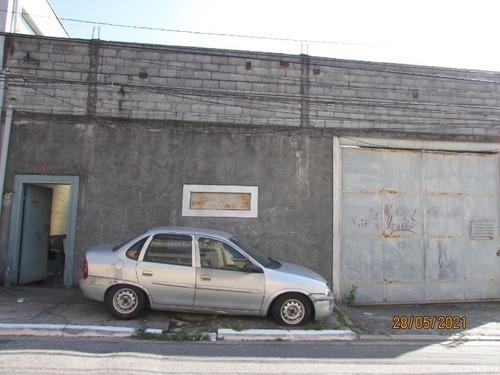 Imagem 1 de 2 de Galpão Para Alugar No Cangaíba - Gl00012 - 69565103