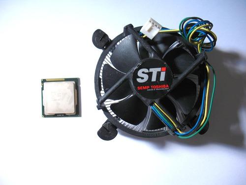Imagem 1 de 5 de Processador Intel Core I3-2120 3,3ghz Dual-core Com Cooler