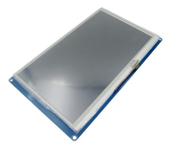 Display Lcd Tft 7 Polegadas Hd 800x480 - Arduino Com Shield