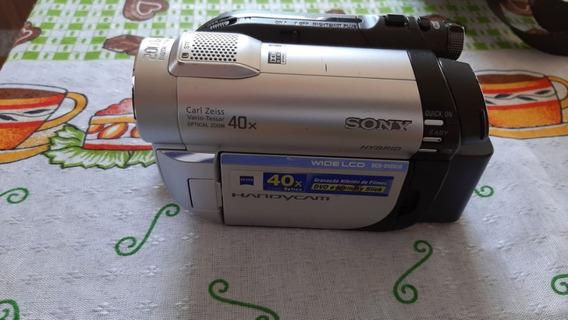 Filmadora Câmera Digital,sony Handycam Dcrdvd108 Usado Usada