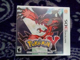 Pokemon Y 3ds Nuevo Sellado Nintendo