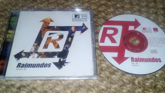 Raimundos - Ao Vivo Vol. 2 - Nacional