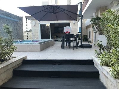 1202284 Vendo Hermoso Apartamento Con Terraza En Piantini.