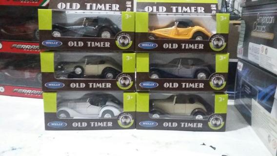 Autos Escala 1,43 Welly Old Timer