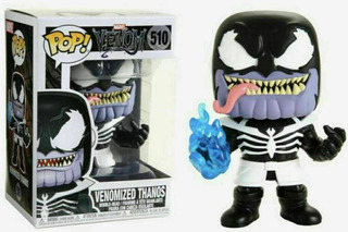 Funko Pop! Marvel: Venom- Thanos