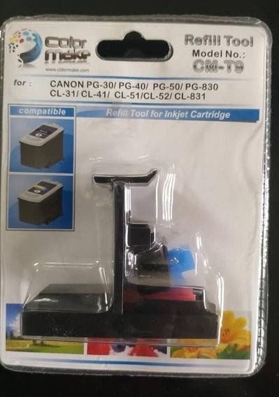 Kit De Recarga Sanap Cartucho Canon 30 31 40 41