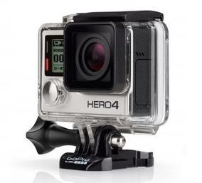 Camera Gopro Hero 4 Nova Original Completa Comprada Nos Eua