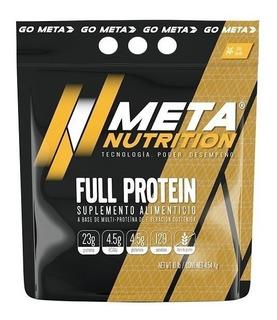 Proteina Meta Nutrition Full Protein 10 Lb (varios Sabores)