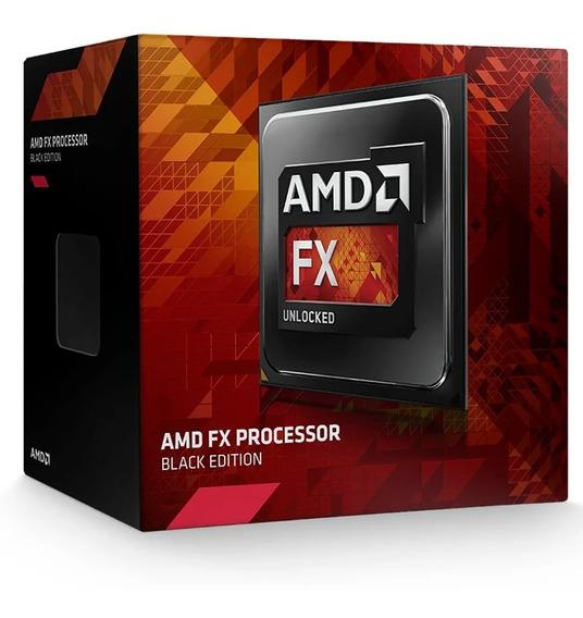 Processador Amd Fx 4300 Black Edition 3.8ghz 8mb Am3 Fx-4300