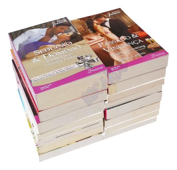 Harlequin Livros Romances Sensacional Kit Bem Barato