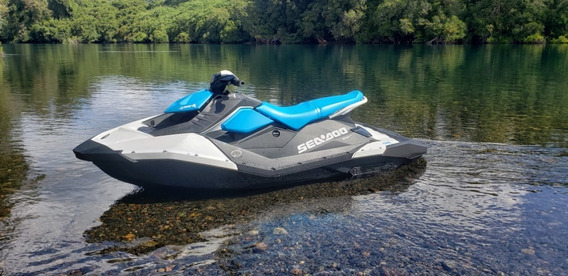 Sea Doo Spark 900 Hp 3 Up Con Ibr ( Freno Y Retroseso )