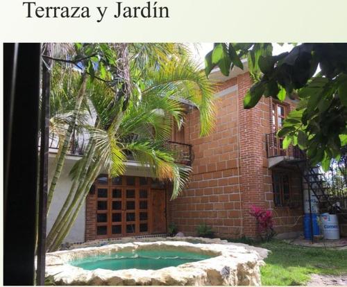 Imagen 1 de 13 de Casa Sola En El Universo, Cuernavaca, Morelos