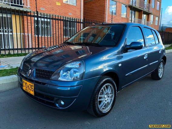 Renault Clio Dynamique 1.6cc Mt Aa