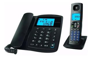 Telefono Alcatel Alambrico Con Extencion Inambrica Con Id